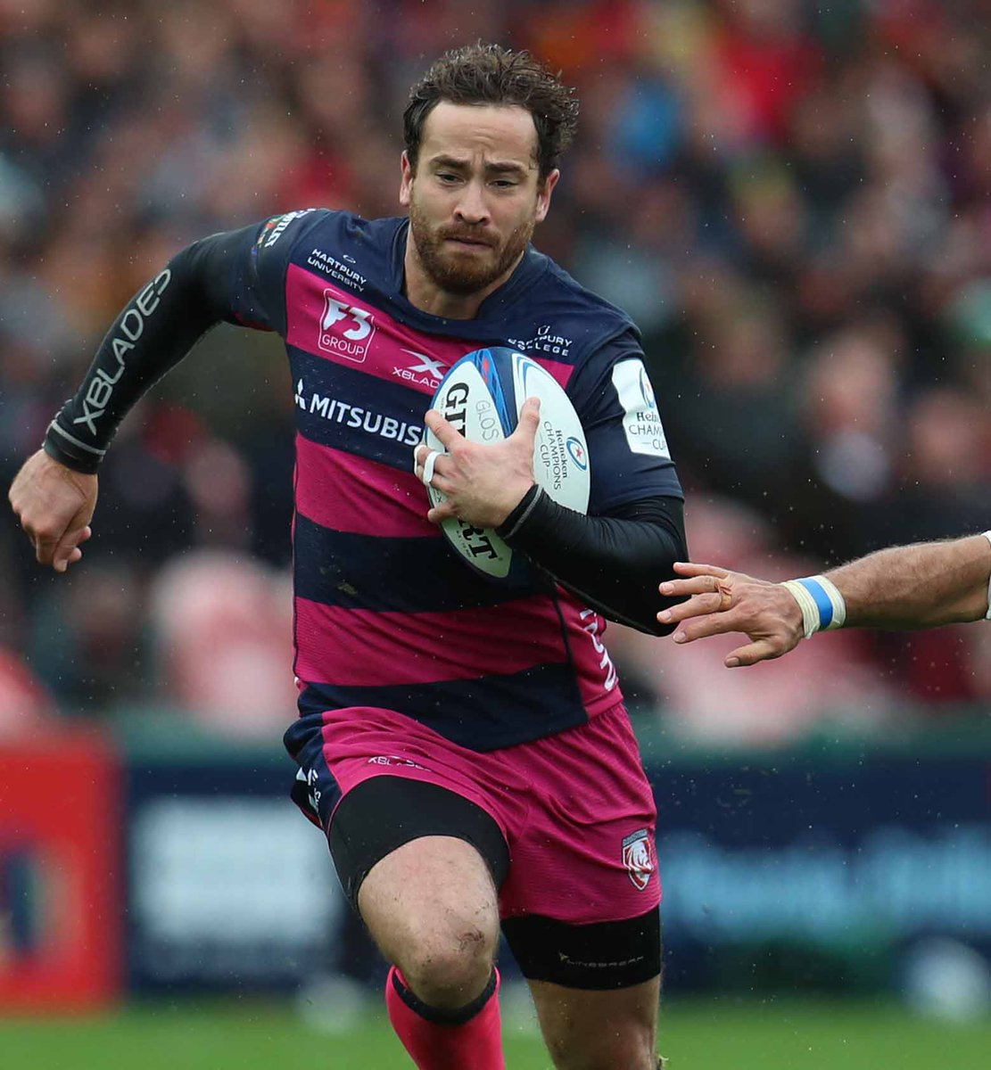 test Twitter Media - Stuart Barnes looks at 10 players who caught the eye after round 1 of the Champions Cup: https://t.co/7f8JW0IUwT https://t.co/t4NnSVoAt4