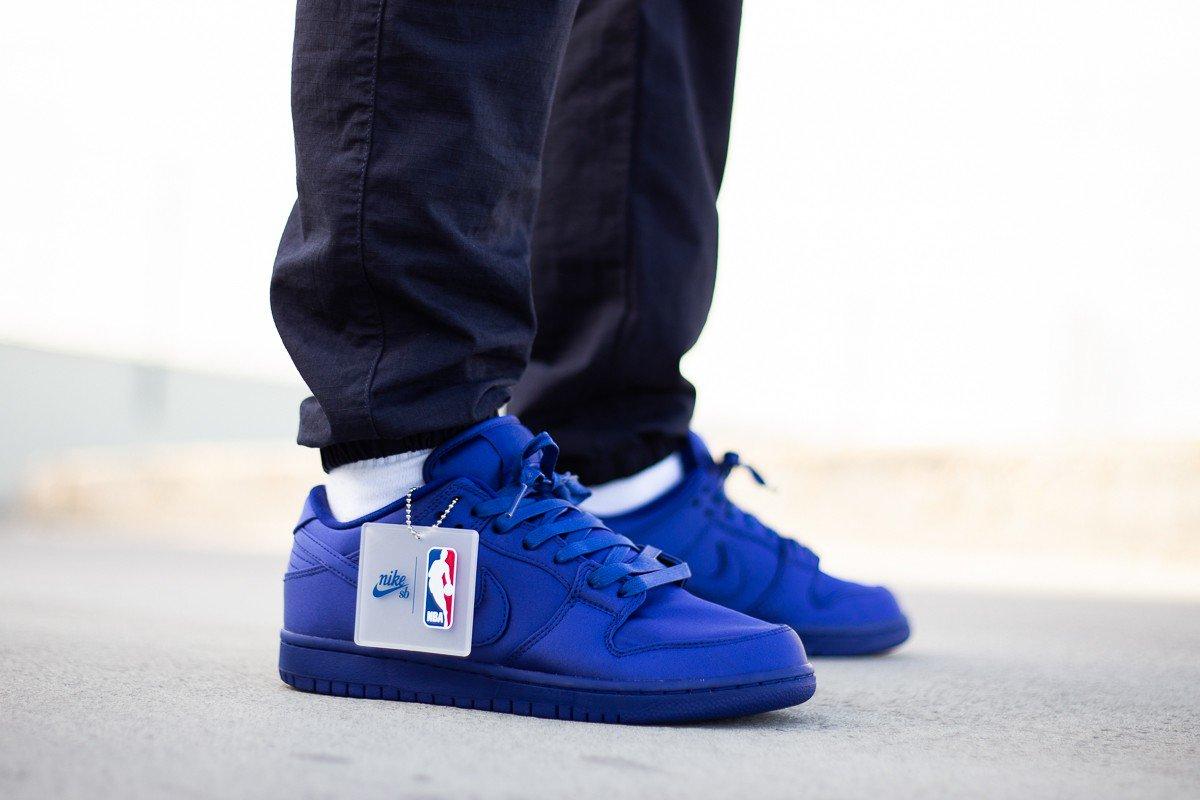 Nike SB X NBA Dunk Low TRD