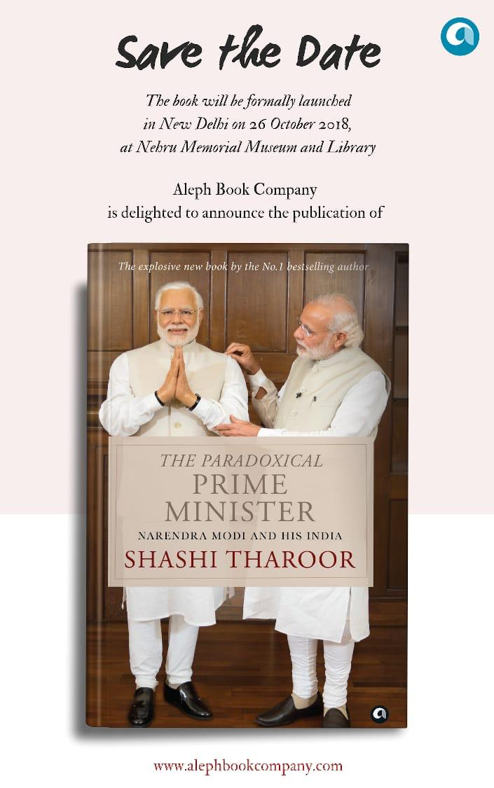 Simmi Ahuja On Twitter Save The Date For Shashitharoor
