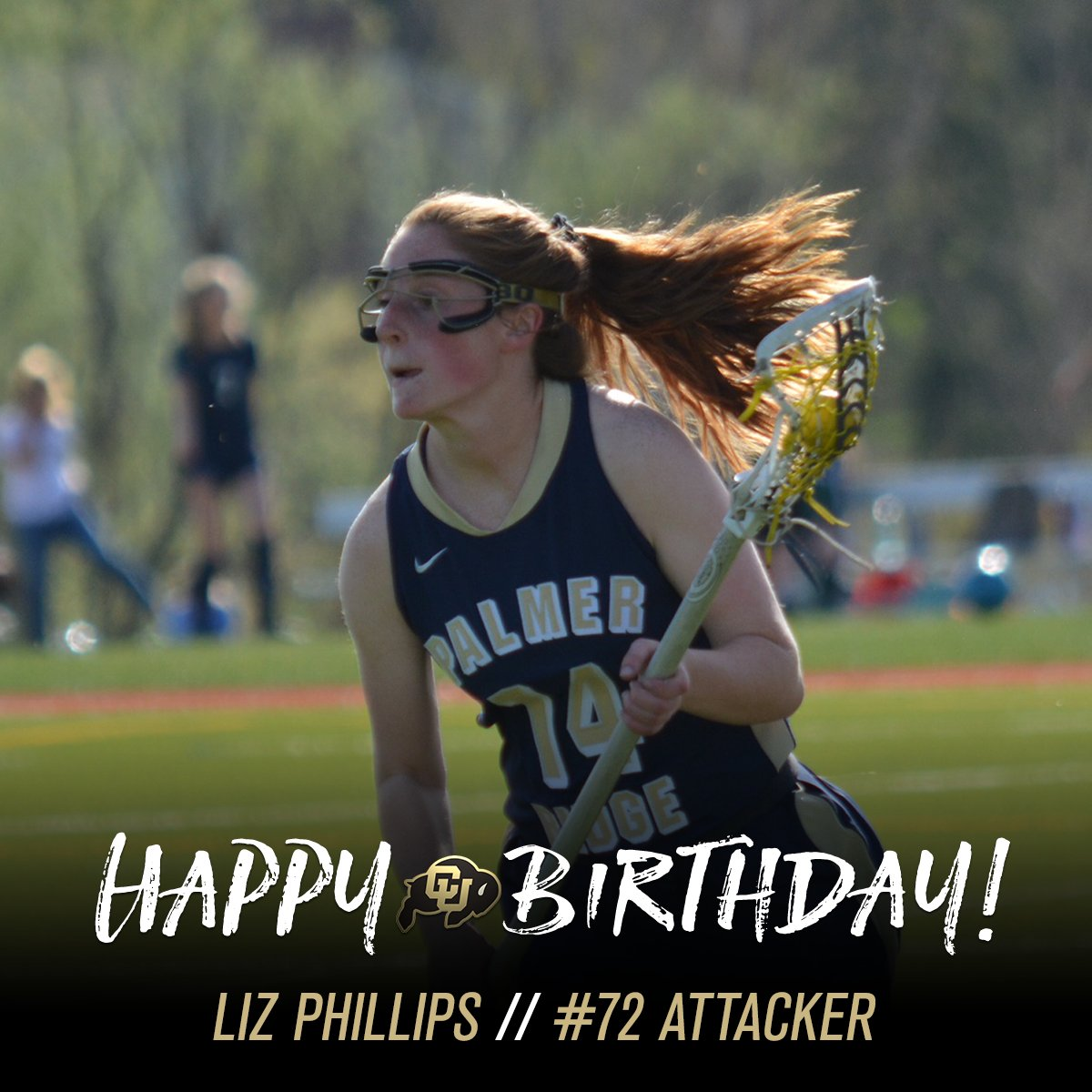 Happy birthday Liz! We hope you have a wonderful day!