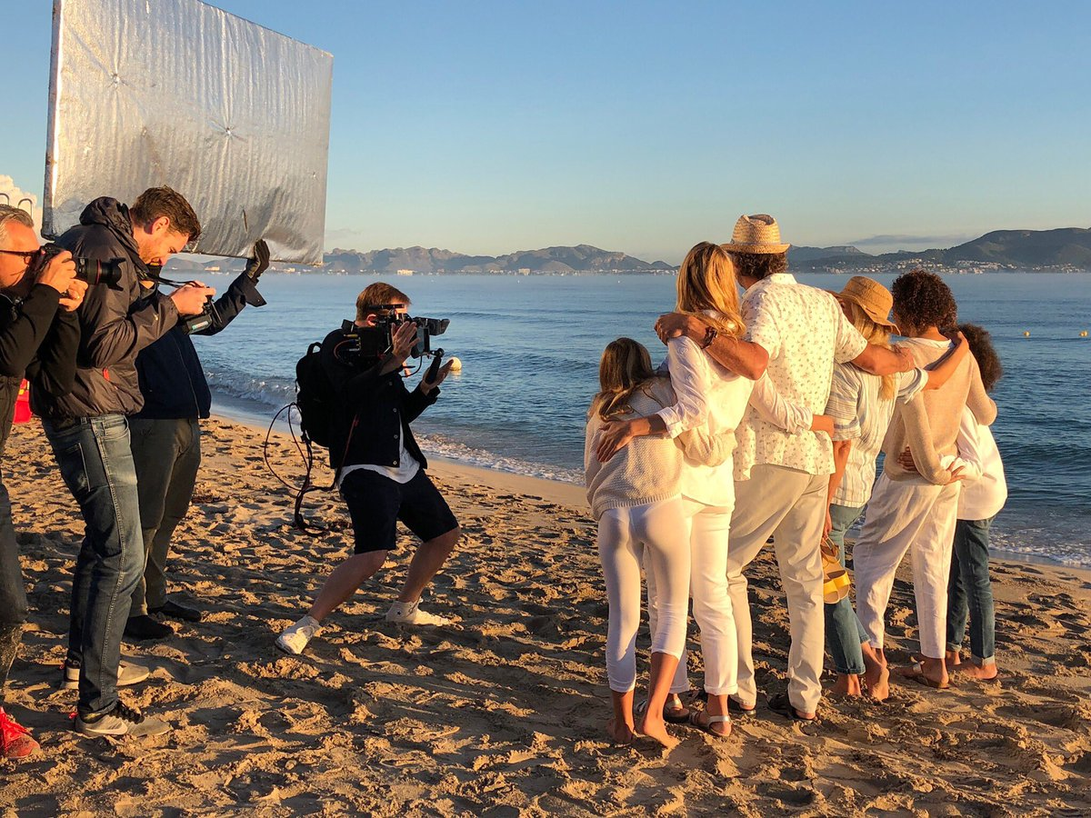 Back in the office today after a week shooting in beautiful Mallorca!  Take us back to the sun   #TVC #commercial #filmproduction #videoproduction<br>http://pic.twitter.com/QHwHzgSc5z