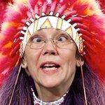 Native American Twitter Photo