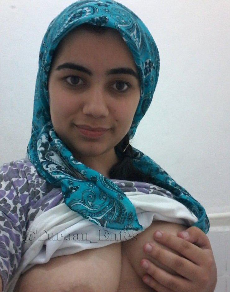 Turbanli Hijab Arab Turkish Asian - 284 KindGirls 1