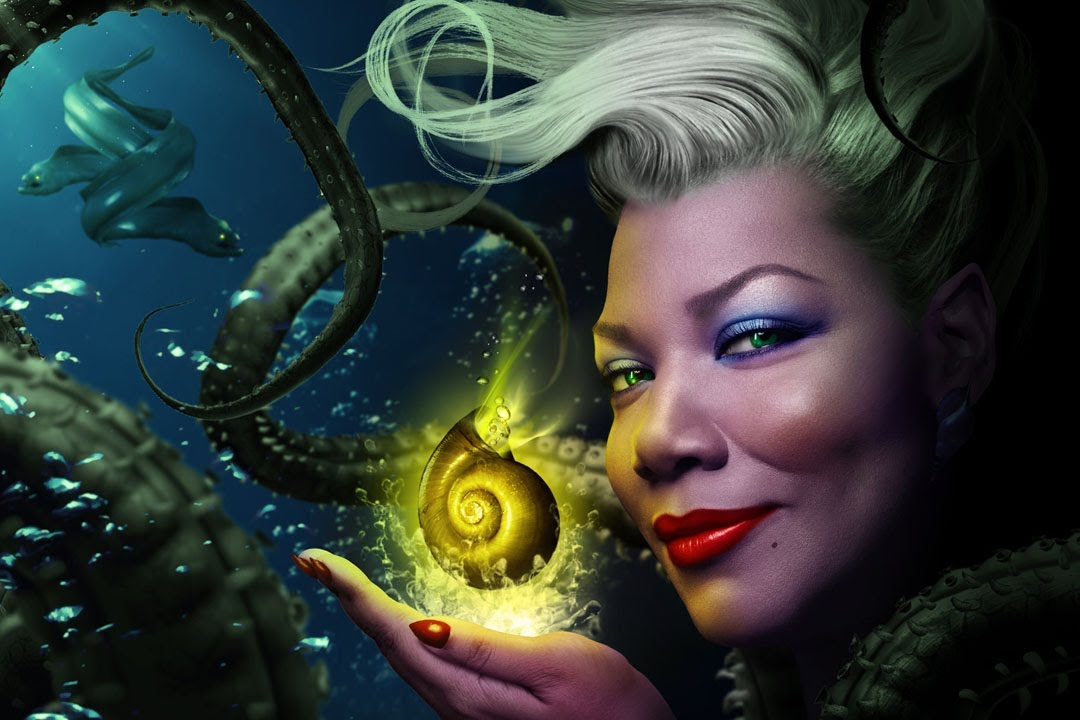 If Disney is remaking The Little Mermaid, then Ursula should be played by a black woman or a drag queen and that&#39;s that on that:  https:// trib.al/CnX3WO7  &nbsp;  <br>http://pic.twitter.com/evLT8LNSTp