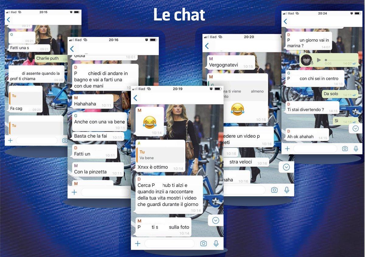 #Udine, dileggiato in chat: compagni di classe nei...