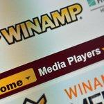 Winamp Twitter Photo