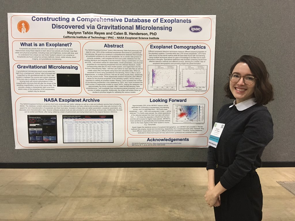 #SACNAS2018 was an incredible conference with an inspiring bunch of people! Every year I come back from @sacnas energized and full of hope.  I had an AMAZING time presenting my first poster and I hope to get the opportunity again next year!  #LatinxAndSTEM #WomenInScience<br>http://pic.twitter.com/cy658kiXIn