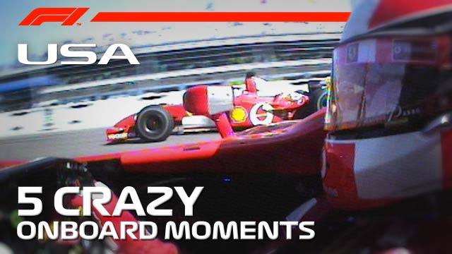 From flashpoints to photo finishes The #USGP has always captured the imagination >> f1.com/US-CrazyOnboar… #F1 🇺🇸