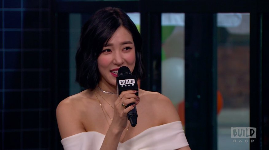 'It's nice that I'm at this place where it's like I get to share that and — everyone has been open and taking me with open arms.' - @tiffanyyoung  discusses the fan reception of #TeachYou.
