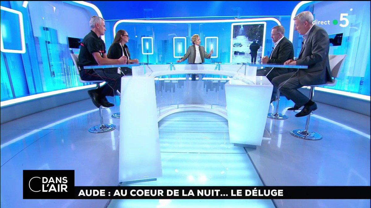 #Aude : au cœur de la nuit…le délugeLes #intempéries qui ont frappé l'Aude figurent parmi les plus meurtrières survenues en France ces dix dernières années.Retrouvez la rediffusion de #cdanslair ce soir 22.25 sur @France5tv #Inondations  - FestivalFocus