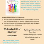 Image for the Tweet beginning: We're holding a #Parents forum,
