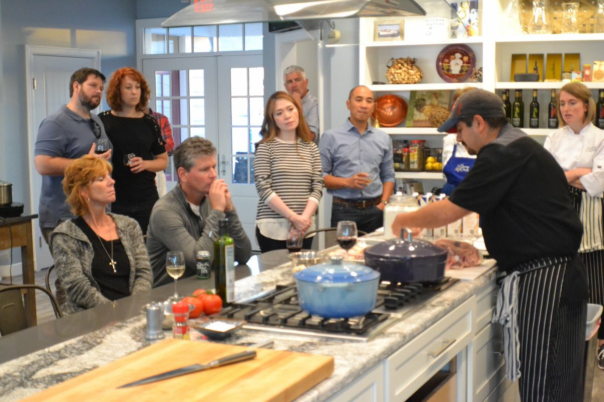 We have so many fun classes coming up! Sign up now! http://nothymetocook.com/calendar/ #cooking #cookingclass #southernmaryland #somd #solomons #foodie #food #solomonsisland #signup