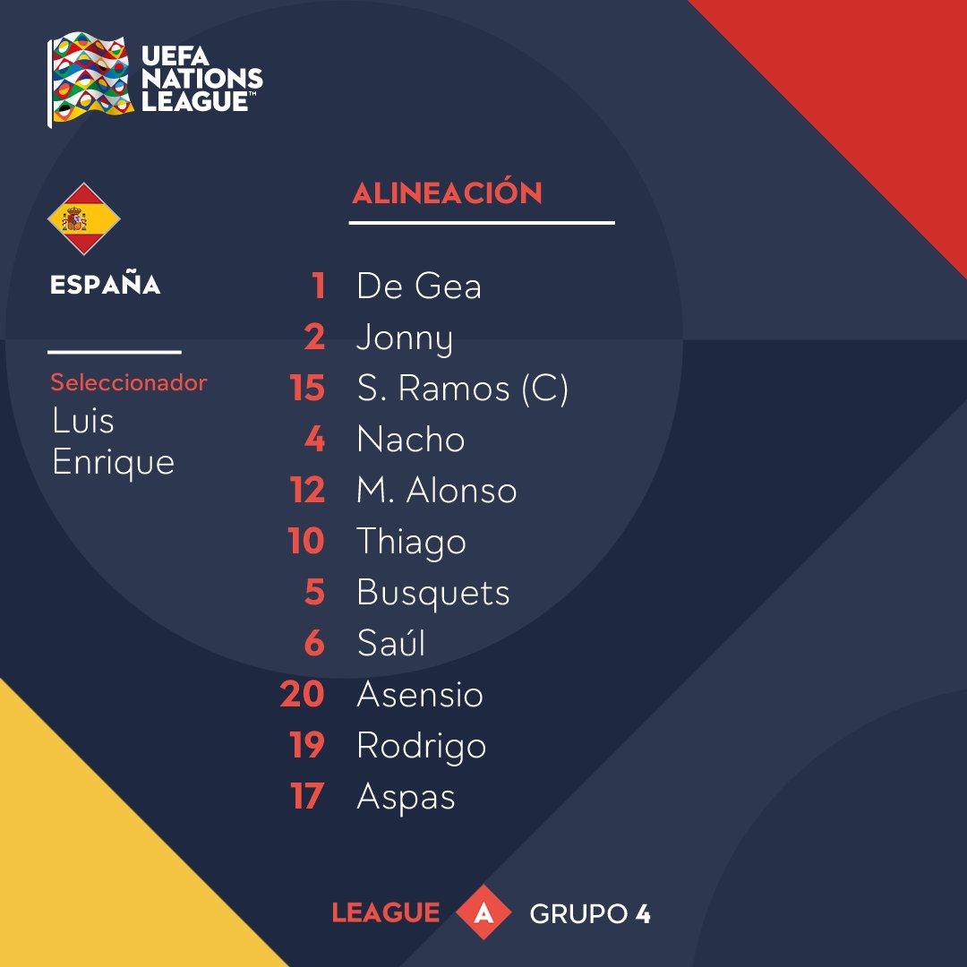 Onze Espagne