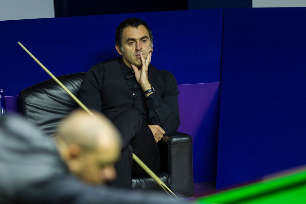 Ronnie O'Sullivan isn't too impressed with the venue for this year's English Open. He's described it as a 'hellhole.'    Full story: https://t.co/yKMIG0ZHr3