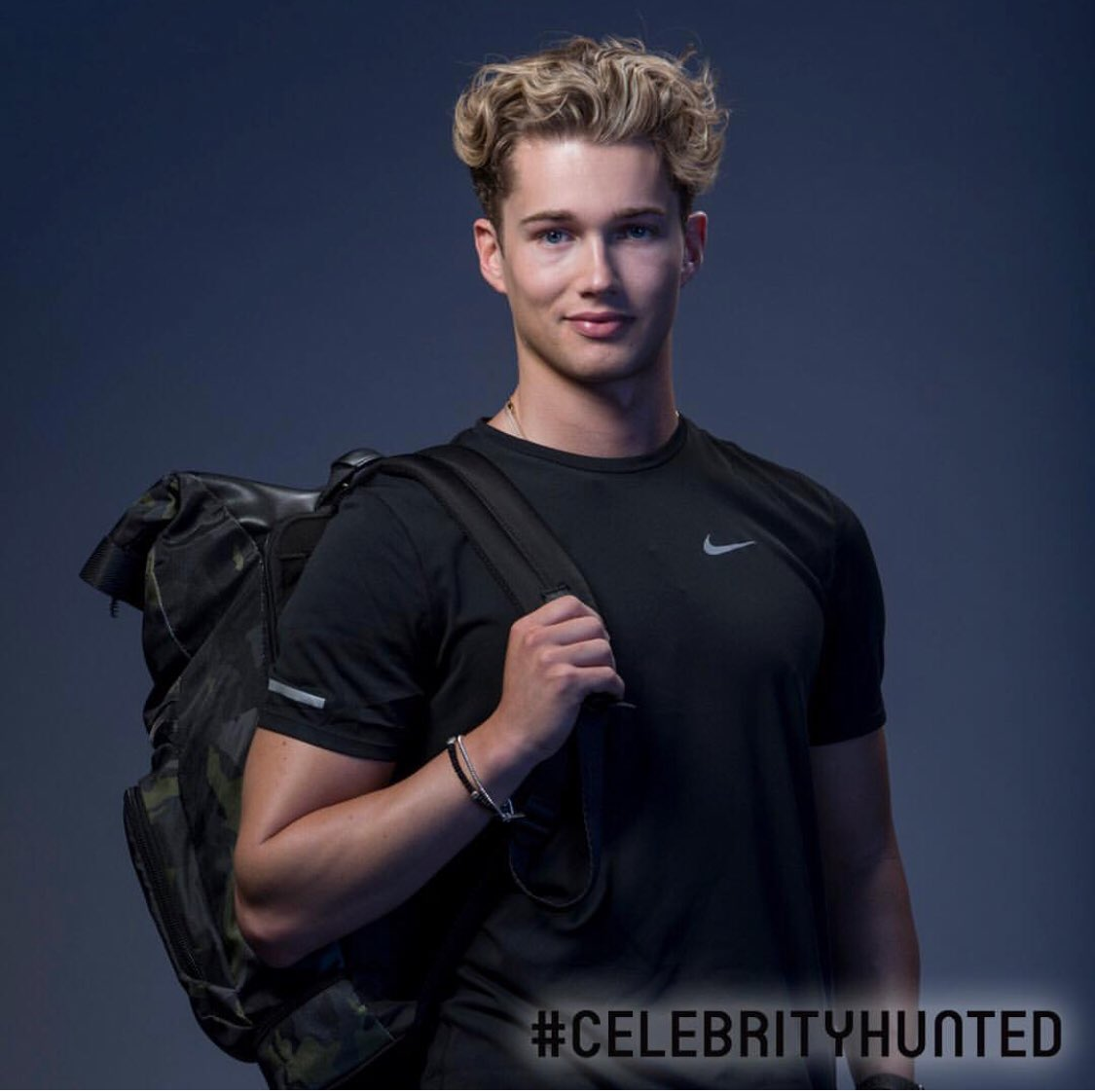 AJ Pritchard's photo on #CelebrityHunted