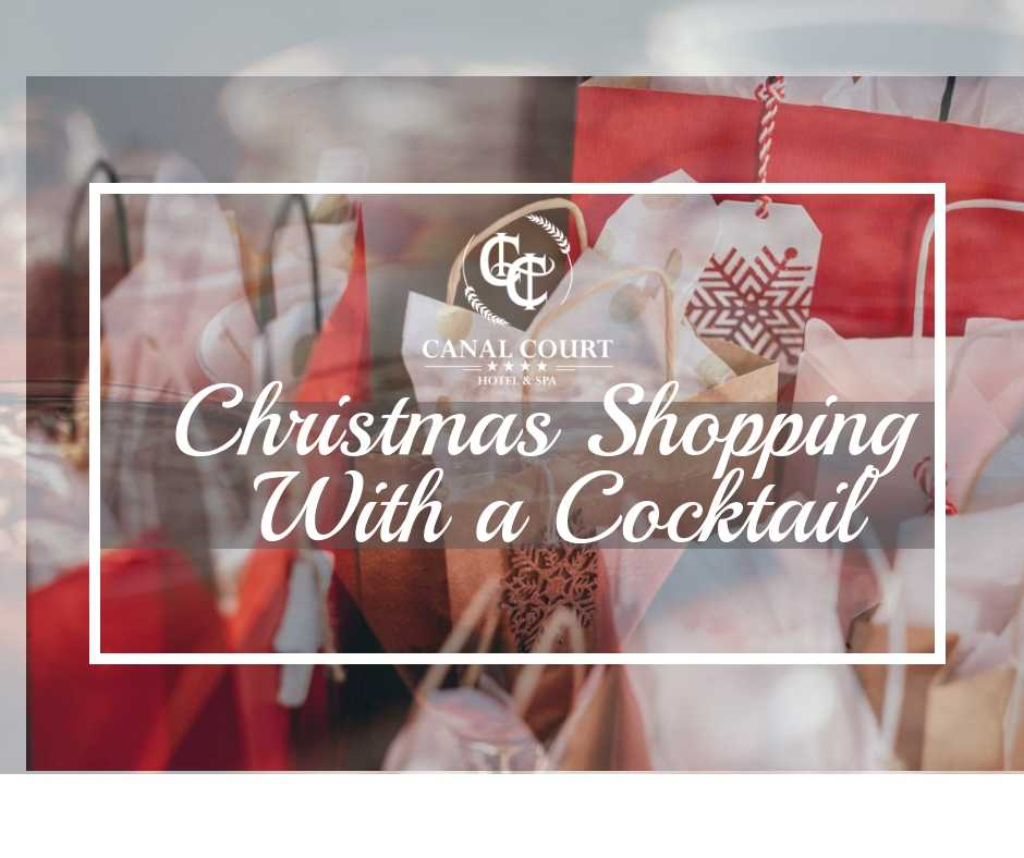 Christmas Shopping with a Cocktail! Check out this AMAZING deal ...