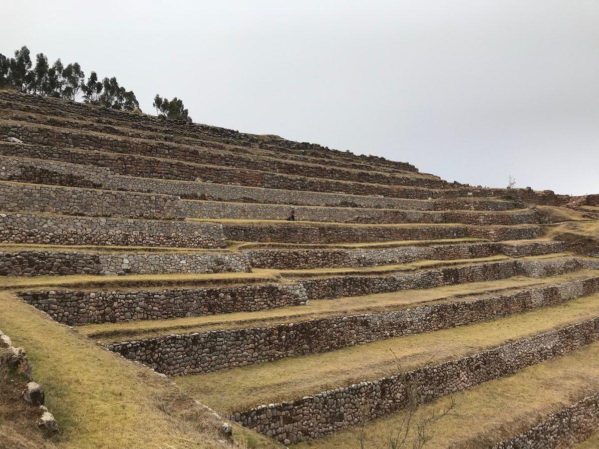 Jeremías Drobot On Twitter Terrazas De Cultivos Incas En