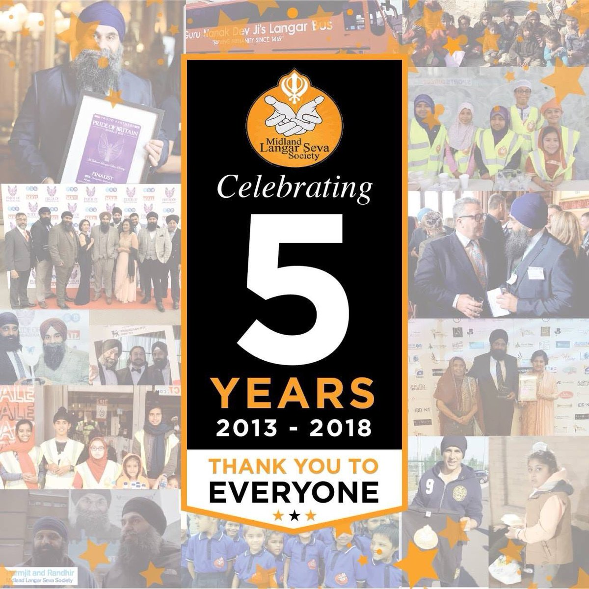 21,104 meals were served in total last week #celebrations #happy5yearanniversary