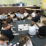 Image for the Tweet beginning: Third graders enjoyed practicing their