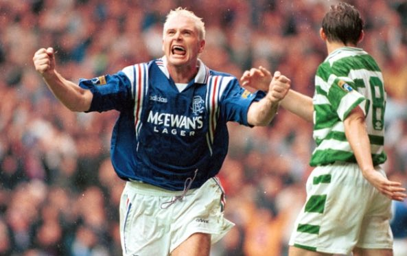 Does Paul Gascoigne deserve to be in the Scottish Hall of Fame?  RT - Yes   LIKE - No