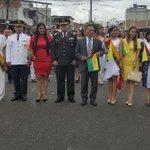 Image for the Tweet beginning: #ElOro| #FFAA participaron el desfile