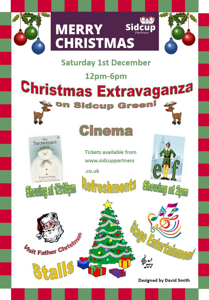 ... are expecting them to sell out within the next couple of weeks! #sidcup #workingtogether #thumbsupsidcup #december1st #elf #thesnowman #fatherchristmas ...