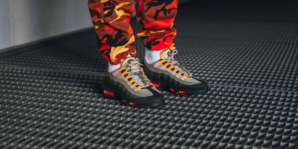 Comment acheter la Nike Air Max 95 OG 2018 Total Orange