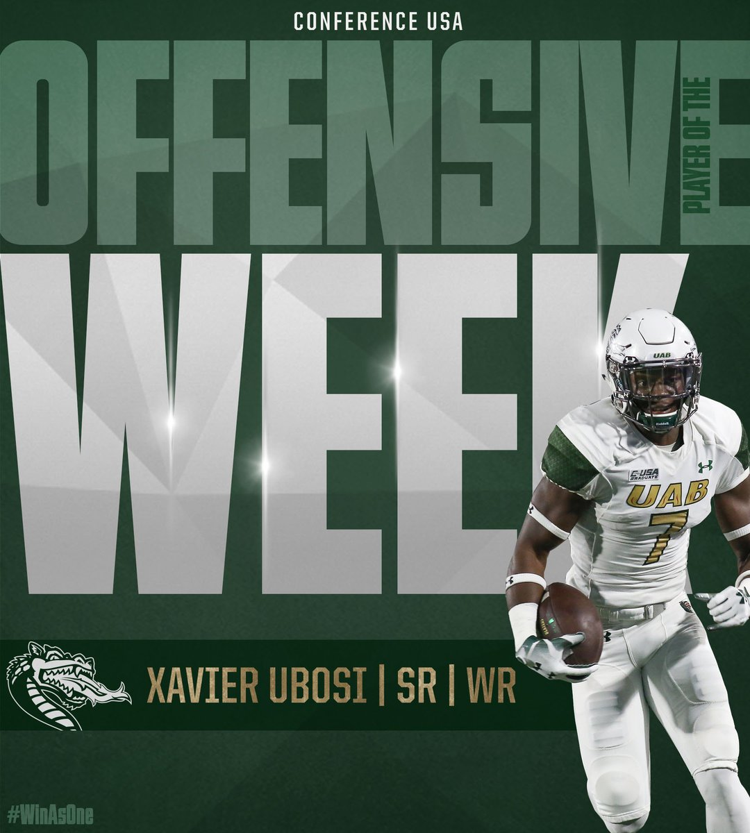 100% authentic 6d15f 00922 UAB Football on Twitter: