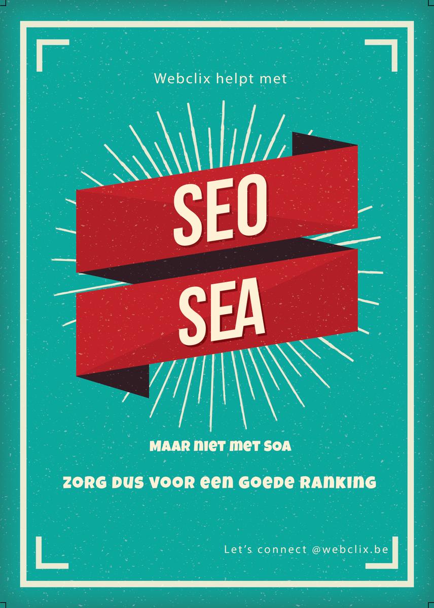 test Twitter Media - Webclix helpt met SEO SEA, maar niet met SOA. Zorg dus voor een goede ranking. https://t.co/FvGooHl2o9