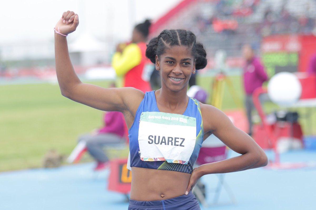 Anahí Suárez consigue nueva medalla para Ecuador en los Juegos Olímpicos de  la Juventud 2018 - ÓRBITA DEPORTIVA