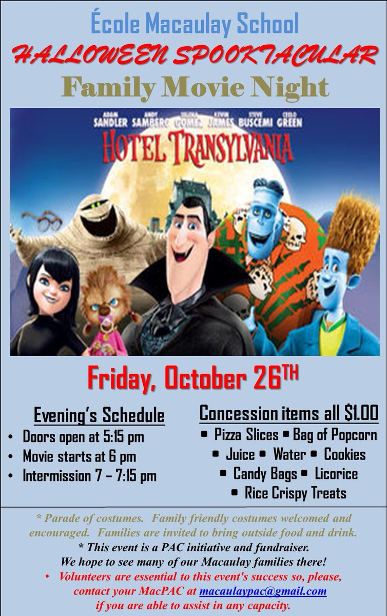 Halloween Spooktacular Movie.Macaulaypac On Twitter You Are Invited To The Halloween