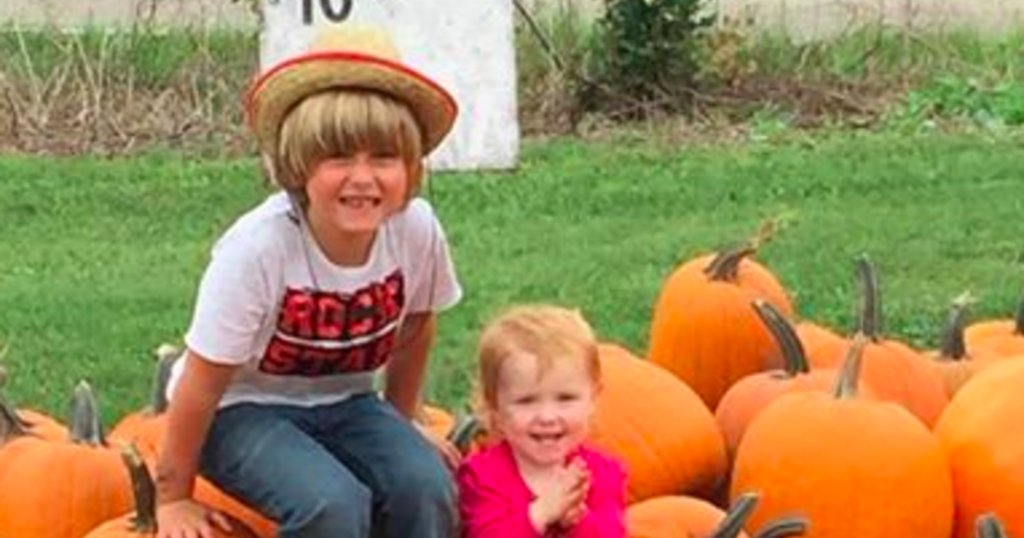 A diabetic 6-year-old needed a service dog, but his family thought it would take years to raise the money. Then, he started selling his home-grown pumpkins and the timeline got MUCH shorter https://t.co/7HdPF7sEKL