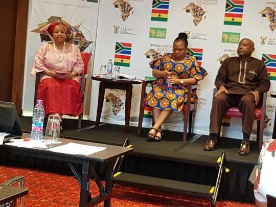 Ghana hosts week-long South Africa cultural season https://t.co/GLNJAKolc3 https://t.co/u0H6hYUZJH