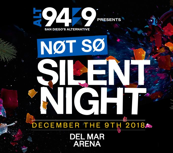 not so silent night lineup