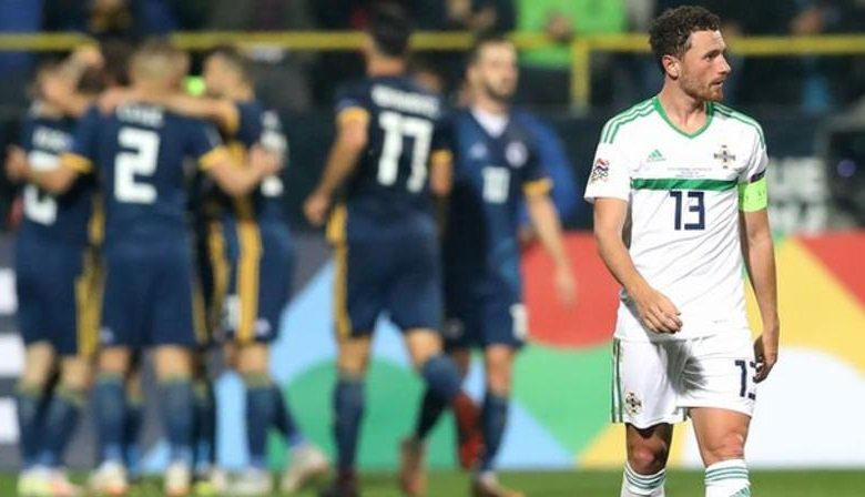 Northern Ireland boss Michael O'Neill was left ruing his side's wastefulness in front of goal as they slipped to their third consecutive Nations League defeat.   More: https://t.co/iRIo3w8eCz