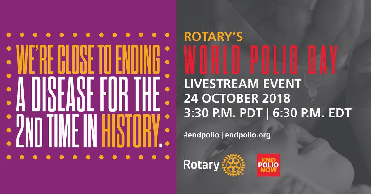 Rotary International on Twitter:
