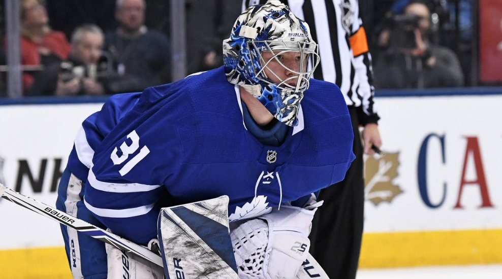Tsn On Twitter Injury Update The Leafs Announce That Goaltender