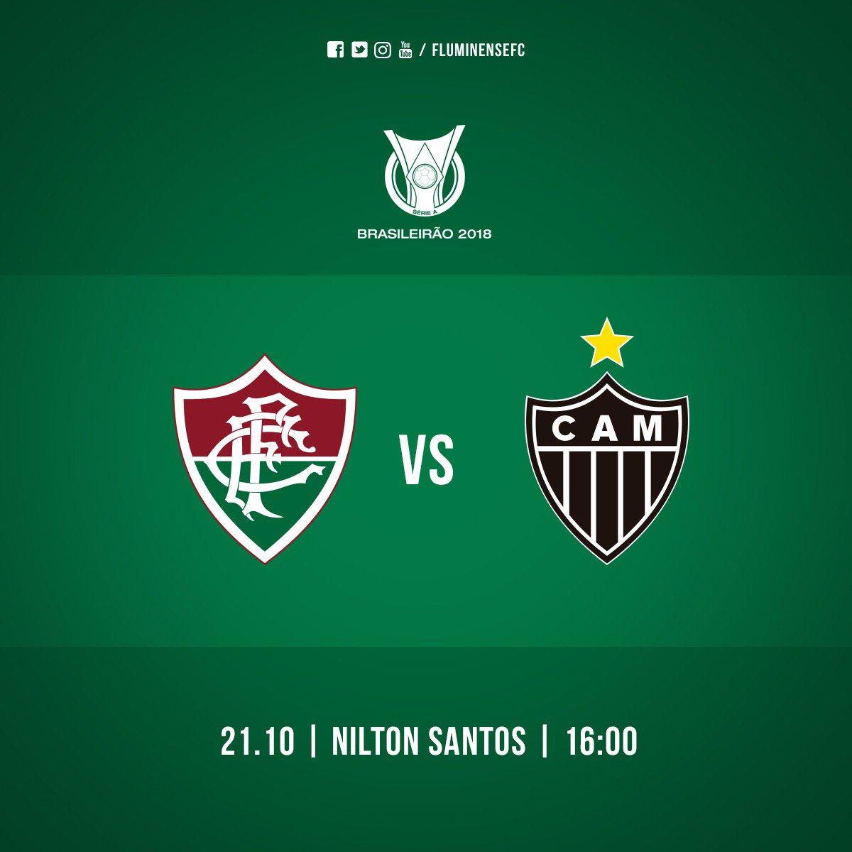 Domingo temos mais uma batalha! Vai ser dia de apoiar o Tricolor por mais três pontos. #VamosFluzão