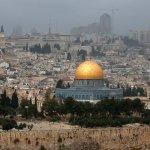 Jerusalem Twitter Photo