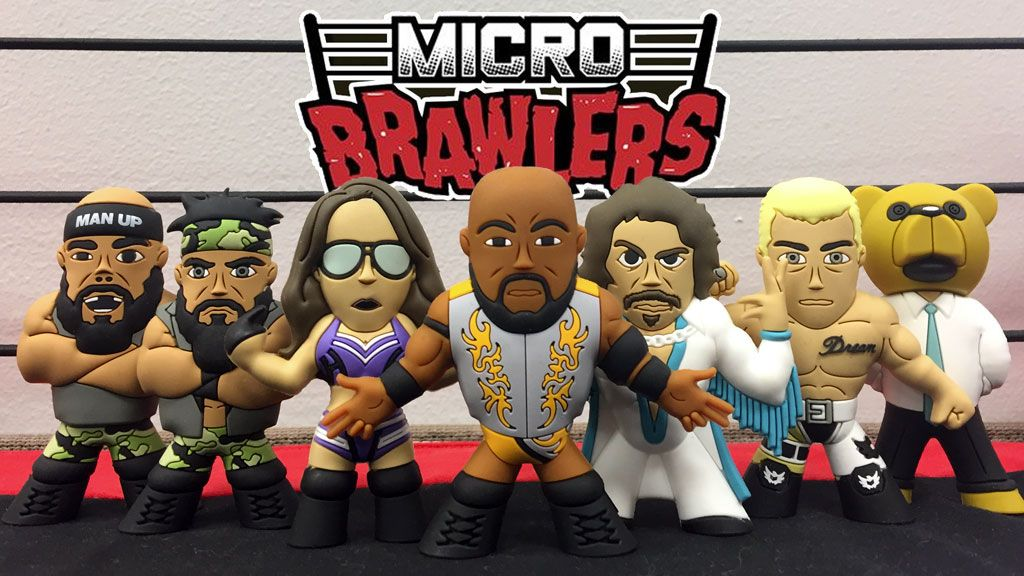 Image result for micro brawlers