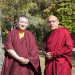 "Tibetan #Buddhism - A Groundbreaking Meeting Begins A New Era for the Karma Kagyu Lineage – The Two Karmapas Meet in France. For Tibetologist Vijay Kranti from Delhi it is ""a big welcome development on the #Tibetan and #Mahayana Buddhist front."" https://t.co/uh6fEh1Aow"