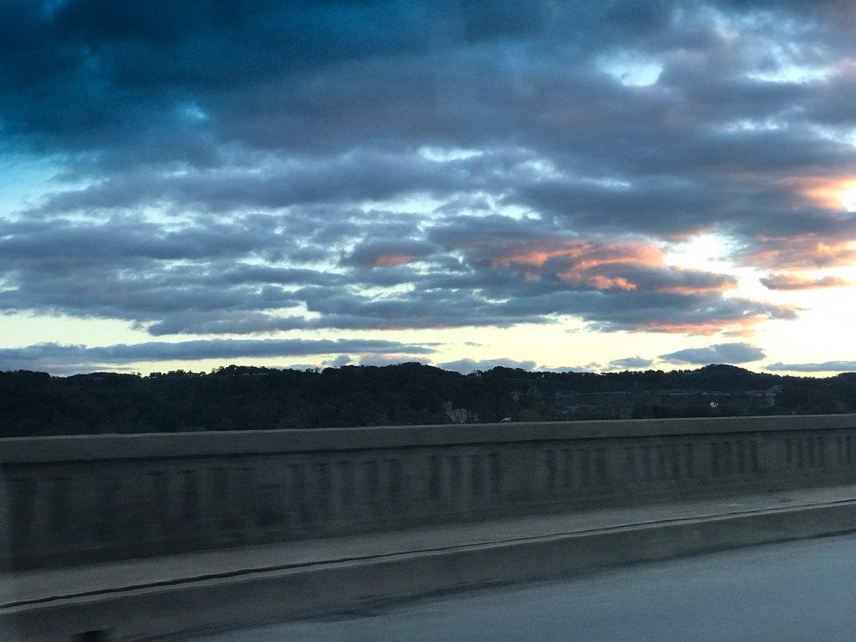 Beautiful sunset! @McmanamaEd