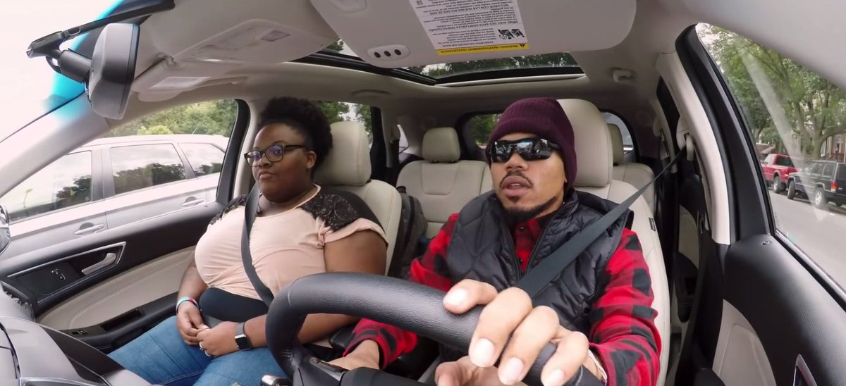 Watch Chance the Rapper go undercover as a Lyft driver https://t.co/bBYmDuYAX2