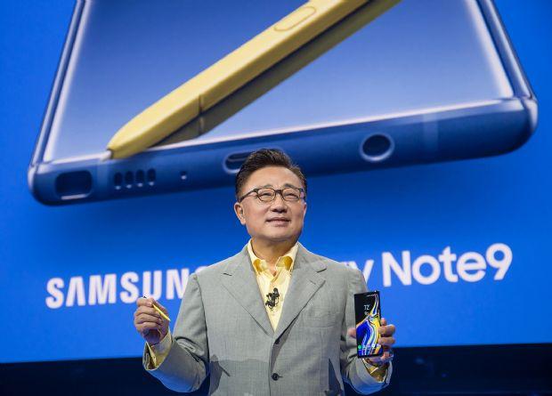삼성전자, 갤노트9 구매자에 중고시세 2배 보상 https://t.co/L520KmeJIf