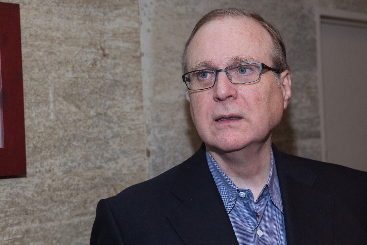 Microsoft co-founder and Museum of Pop Culture founder Paul Allen has died at age 65 https://t.co/uDJEfDEm37