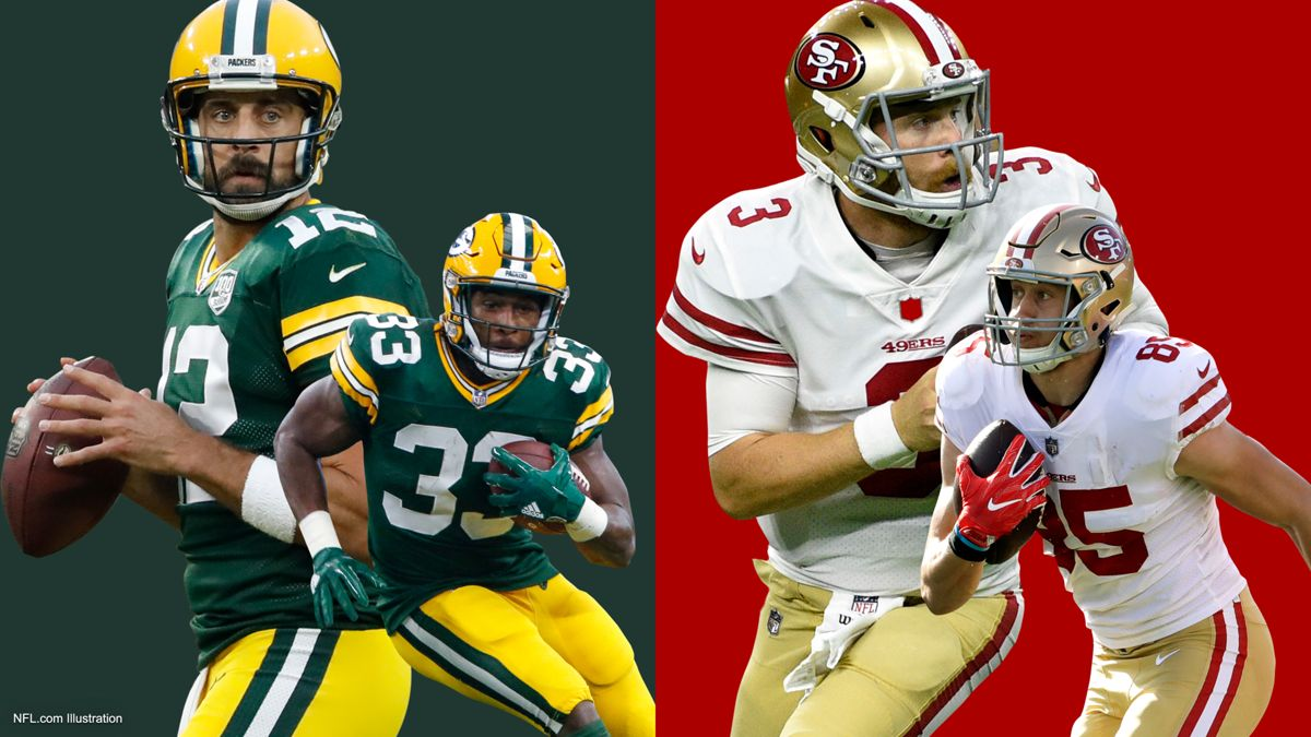 .@MarcSesslerNFL breaks down what to watch for in 49ers-Packers on #MNF https://t.co/eybt7O3dXf https://t.co/ucocB4MB4N