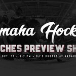 Join @Mike_Gabinet this Wednesday from 6-7pm at @DJsDugout at Aksarben Village for the Omaha Hockey Coaches Preview Show! 🎙🏒