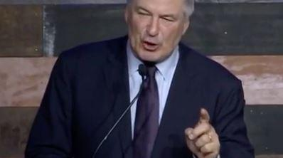 """Alec Baldwin: """"We Must Overthrow The Government Of DonaldTrump"""" https://t.co/4mSe7xBqY2"""