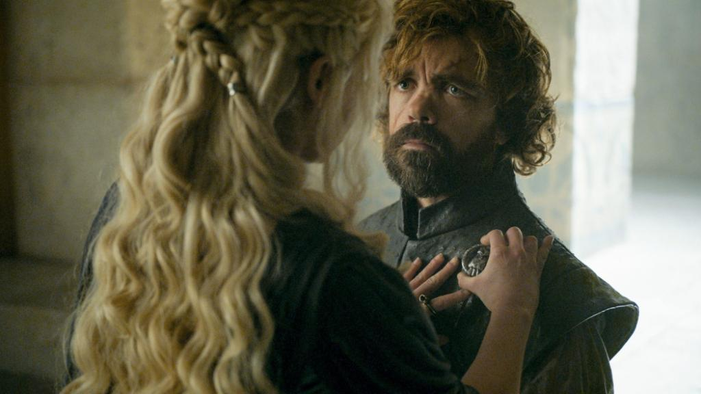 Peter Dinklage has dangled another tantilizing #GameofThrones finale hint https://t.co/AVMJe9a8P8