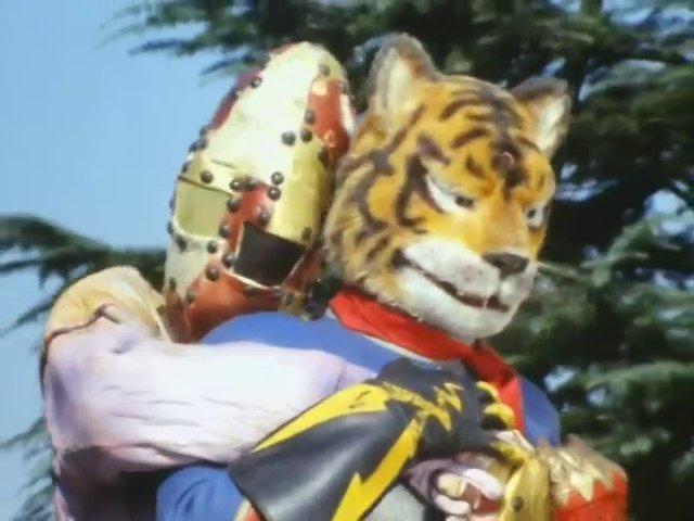 tetsujin tiger seven episode 2